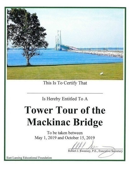 Tower tour mackinac bridge page 1 s550