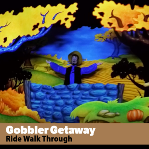 Gobbler getaway walk through s300