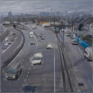 Motorway from the flyover  november s300