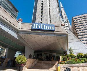 Hilton financial district s300