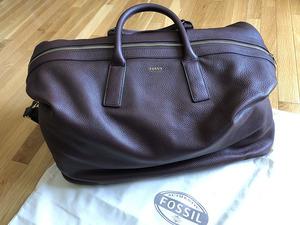 56 fossil weekender bag s300