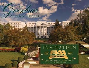 Paa fall conference 2019 greenbrier s300