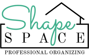 Shapespace logo small subtext color 181210 s300