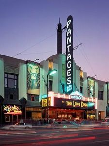 Pantages marquee s300