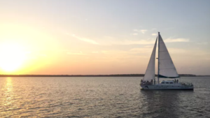 Sail sunset  s300