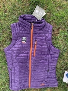 Usst ll bean womens down vest s300