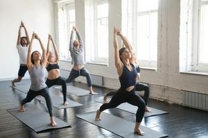 Yoga class s300
