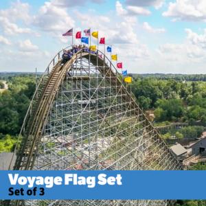 Voyage flag set s300