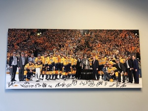 Preds signed pic s300