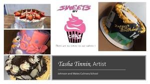 Tasha tinnin  artist s300