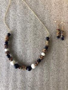 Ca safari necklace s300