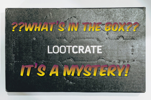 Lootcratebox top mystery s300