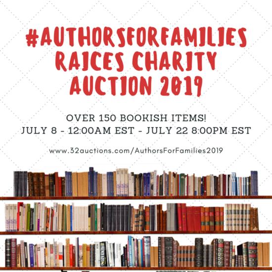 authorsforfamilies raices charity auction 2019 2 s550