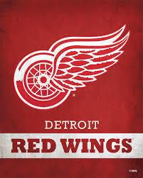 Detroit red wings logo s300