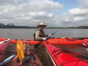 Wes kayaking s300