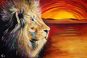King of the savanna e s300