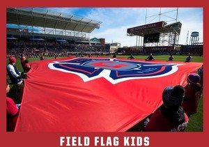 2019 fire matchday experiences   flag kids s300