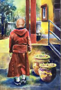 Kushok painting 2 s300