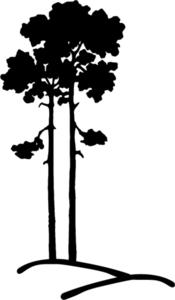 Tall timbers logomark black s550 s300