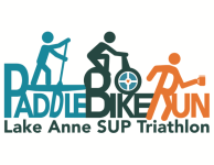 Lake anne sup triathlon registration logo 54612 s300