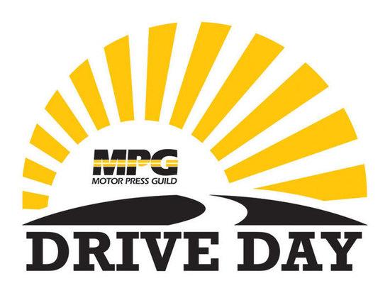Mpg drive day logo s550