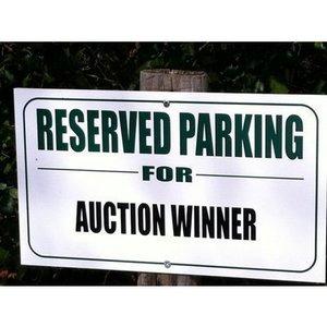 Image parking sign s300