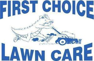 First choice lawn care s300