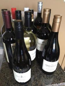 Wine bottles s300