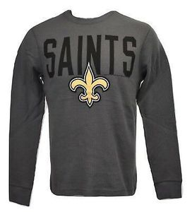 Nfl team apparel mens new orleans saints thermal s300