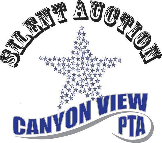 Silent auction logo s550