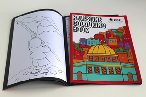 Palestine colouring book s300
