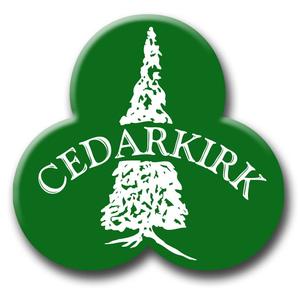 Cedarkirk logo button s300