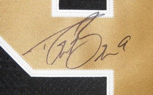 2011 drew brees signed jersey 6206 s300