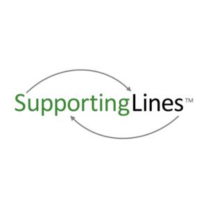 Supportinglineslogo square 1 s300