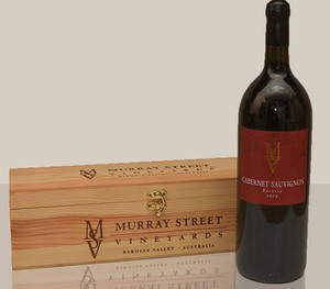 Lot 31 2004 murray street vineyards cabernet sauvignon 1.5l s300