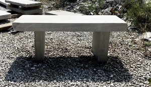 Phenix marble bench s300