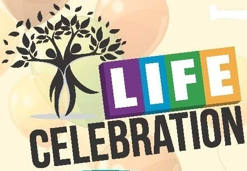 Life celebration logo s550