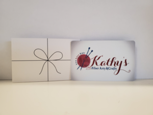 Kathy s fiber arts   crafts gift card s300