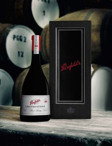 Penfolds fortifieds grandfather rare tawny s300
