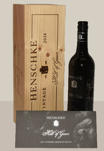 Henschke hillofgrace 2014 boxed s300