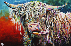 Hamish the heilan coo e s300