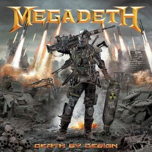 Megadeth design by design s300