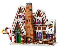 Gingerbread house 10267   creator expert   buy online at the official lego  shop us s300