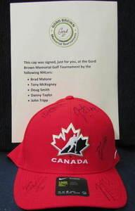 Img 6442 autographed team canada cap s300