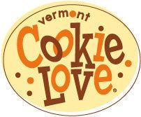 Vermont cookie love logo s300