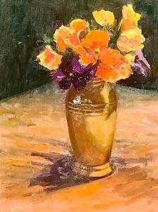 Irises from my garden 14x11 2 2 s300