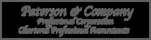 Paterson   company website logo s300