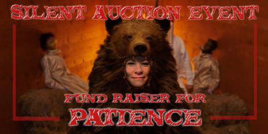 Patience  silent auction s550