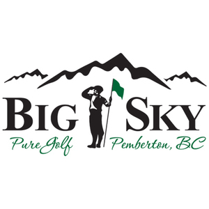 Big sky golf logo s300