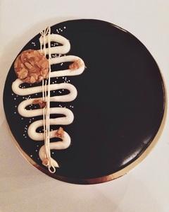 Moustache baked goods spice cake s300
